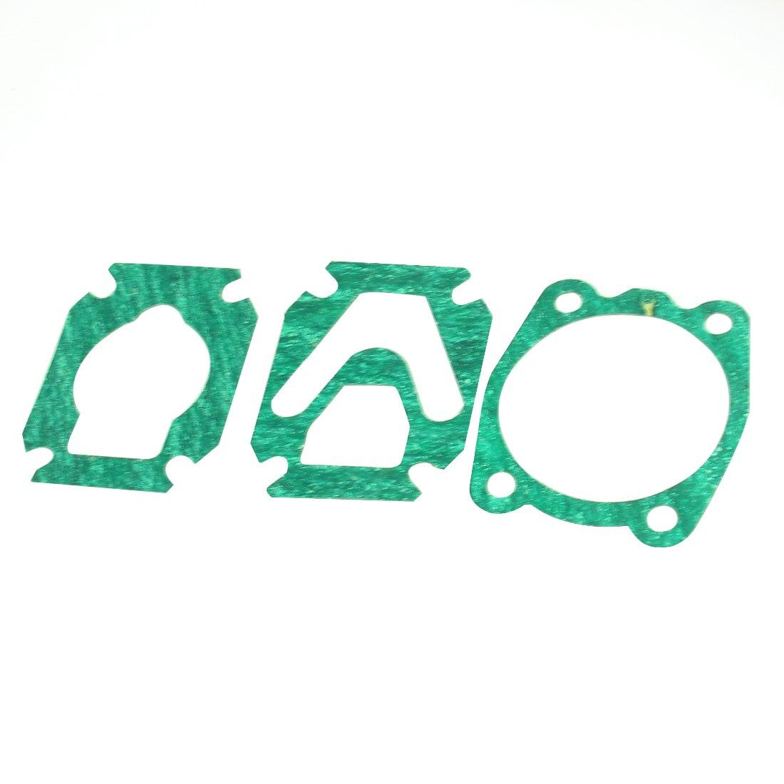 3 в 1 воздушный компрессор головка цилиндра основание клапана пластина уплотнительная прокладка