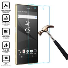 9H закаленное стекло HD для Sony Xperia Z Z1 Z2 Z3 Z3 + Z4 Compact Z5 Plus M2 M4 Aqua защита экрана Защитная пленка чехол