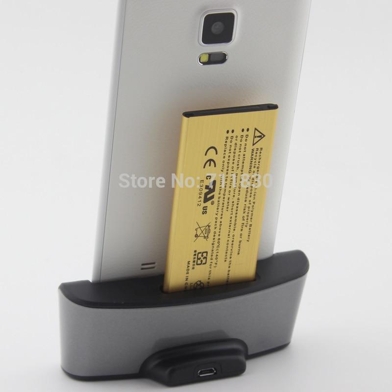 Cargador de batería para Samsung Galaxy Note 4, base de carga de...