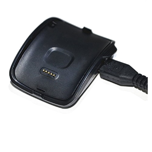 Carga para Gear S inteligente reloj SM-R750 cuna cargador del muelle +...