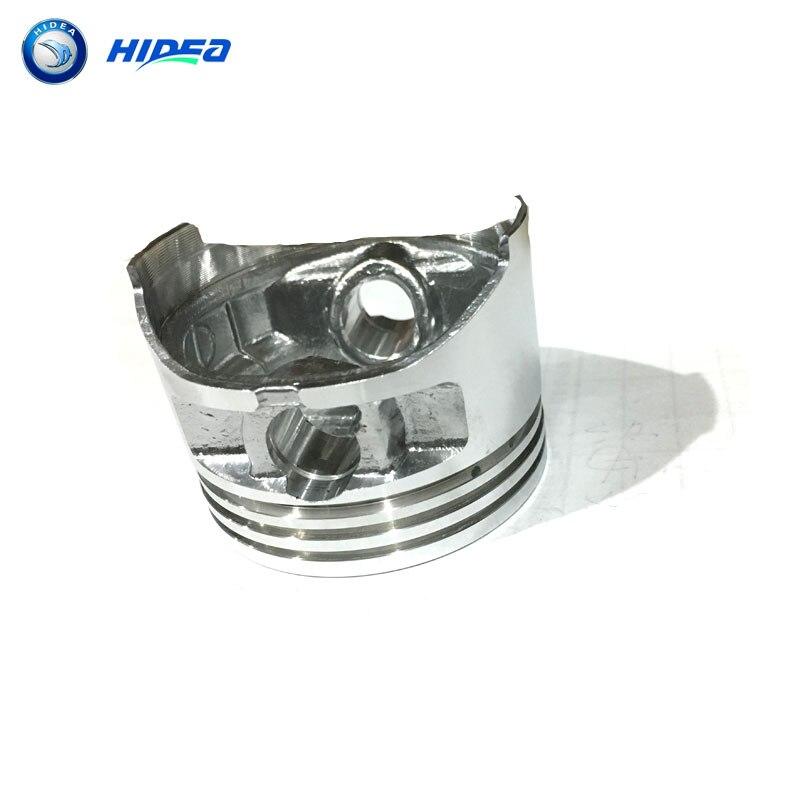 Pistón de cigüeñal Hidea para Hidea F5 4 tiempos, piezas de repuesto para Motor fueraborda 5HP, F4-01.06.21.01 YMH 68D-E1631-00-96