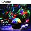 Overe – lumière d'ambiance LED RGB pour voiture lampe DJ pour Ford Focus 2 3 Fiesta Mondeo MK4 Ranger Toyota Corolla chr RAV4 yaris