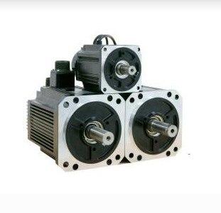 New TECO ac servo motor 1kw with brake unit TSB13102B-3BTA-1