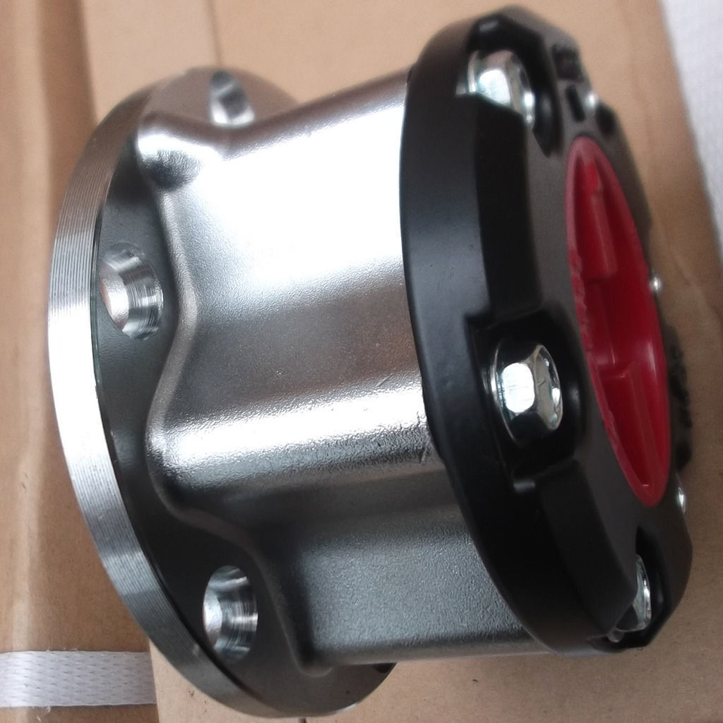 Nuevos bujes de rueda libre 43508-35050 4350835050 para MT Toyota HILUX LN167 LN166 RZN169 LN172 B007