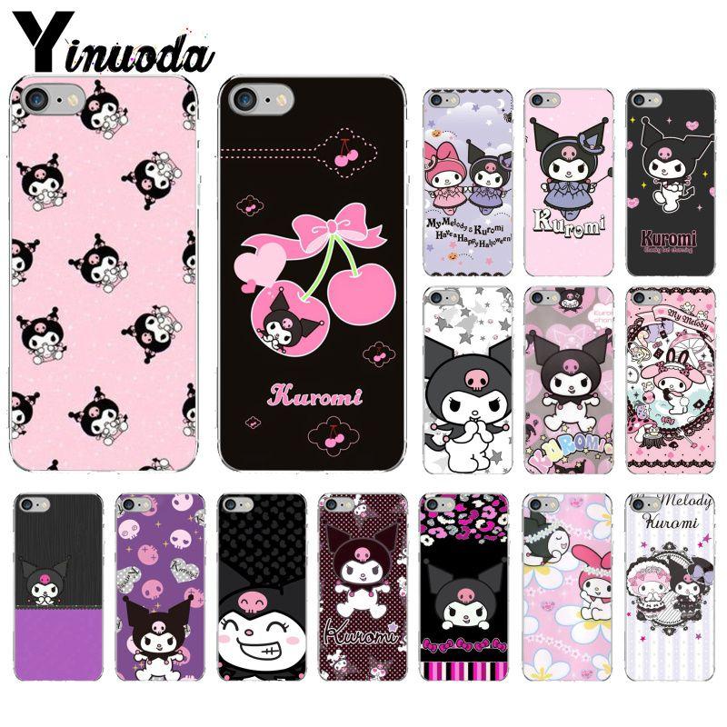Yinuoda koomi Красочный Милый Мягкий силиконовый чехол для телефона из ТПУ для Apple iPhone 8 7 6 6S Plus X XS MAX 5 5S SE XR