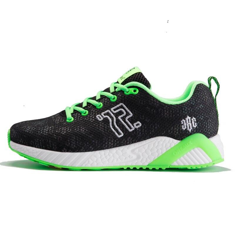 ONEMIX, nuevas zapatillas de deporte de verano para hombre, zapatos de malla para correr, calzado deportivo reflectante para hombre, calzado deportivo de talla grande 46 para mujer