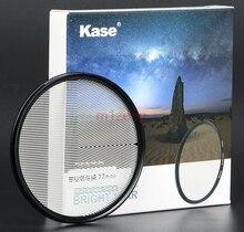 77 82 mm étoile lumineuse précision outil de mise au point naturel nuit scène ciel Cage verre lentille filtre pour canon nikon sony appareil photo