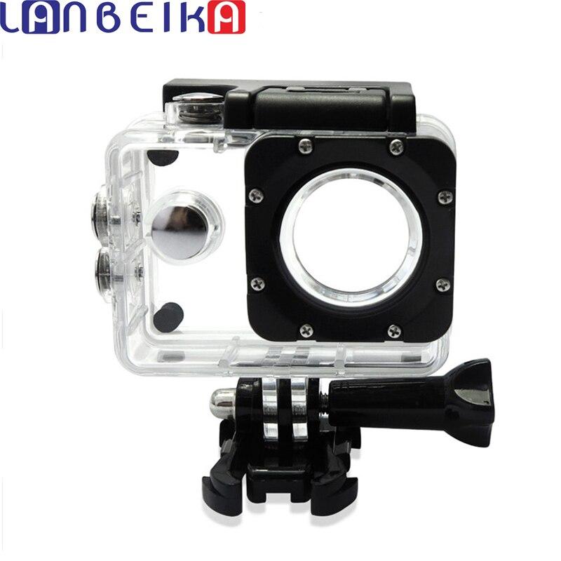 Водонепроницаемый чехол LANBEIKA для подводной съемки, 30 м, защитная рама, Hnad Grip для SJCAM SJ4000 или SJ4000, Wi-Fi, Спортивная камера