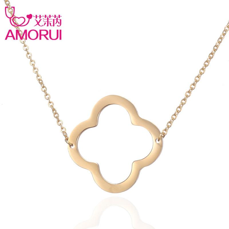 Colar de ouro rosa/ouro/prata cor colar colar colar de colar de colar de colar de colar