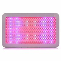 2pcslot high power 1200w 200leds full spectrum led grow light for green house grow tent hydroponics system flowering plant