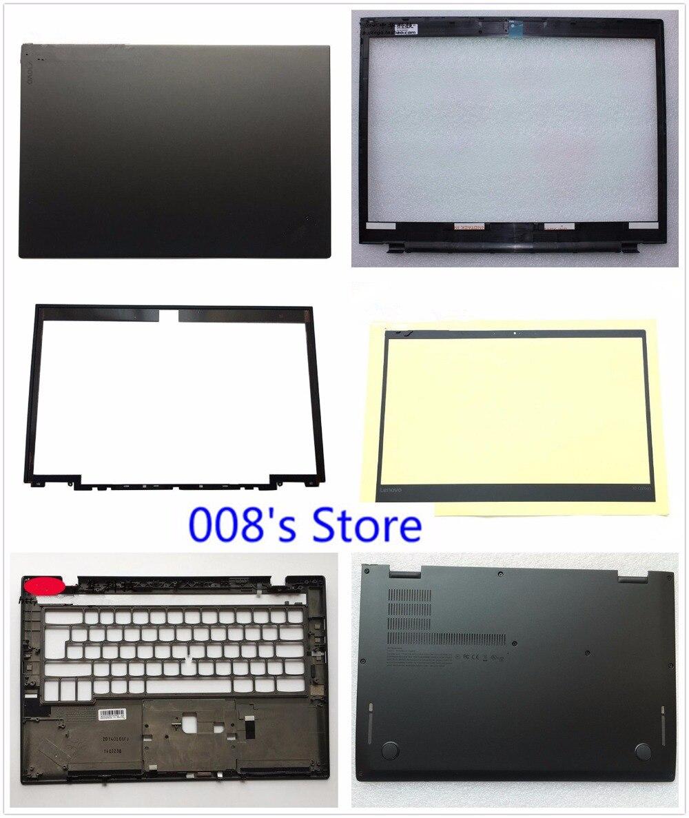 Новый чехол для Lenovo ThinkPad X1 Yoga 20FQ 20FR 2016 1st Generation One LCD задняя/Передняя панель/Нижняя основа/Подставка для рук верхняя