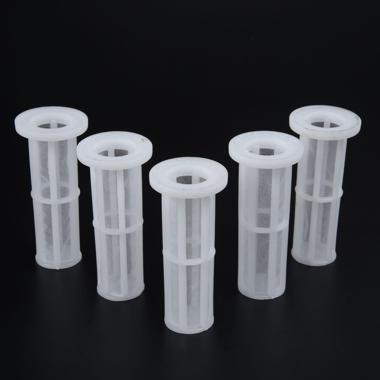 5 uds filtro de agua Net Washer para Karcher K2 K3 K4 K5 K6 K7 alta presión transparente k2 Karcher manguera jardín herramientas de lavado