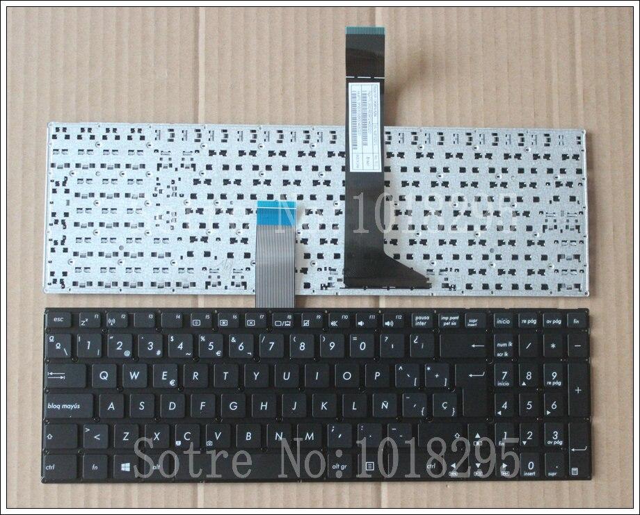 Новая испанская клавиатура для ноутбука ASUS F552CL F552E F552EA F552EP F552L F552LD F552M F552MD F552MJ SP Клавиатура