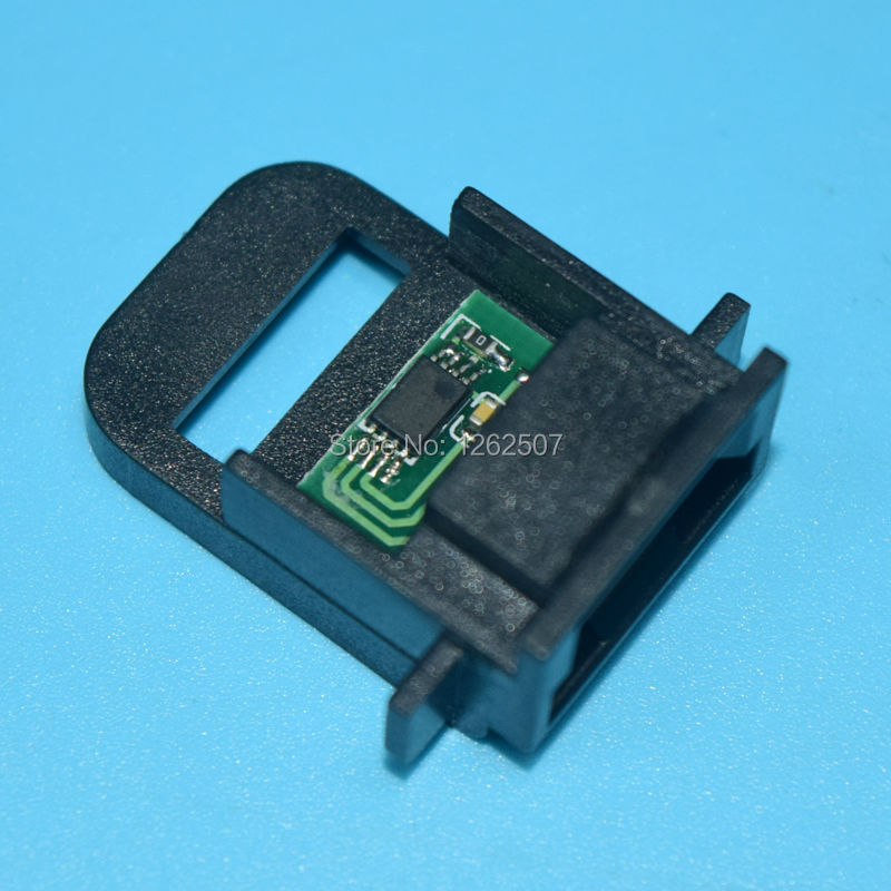 MC-07 caja de mantenimiento Chip con soporte para Canon IPF 700 710 MC 07 iPF700 iPF710 formato ancho Plotter de inyección de tinta depósito de tinta de desecho