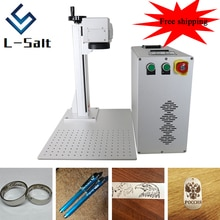 Système de marquage laser 2 ans de garantie machine de marquage laser à fibre portable de haute précision 50 w 30 w 20 w