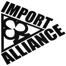 IMPORT ALLIANCE Car Styling Accessories Motorcycle Car Stickers And Decals Black