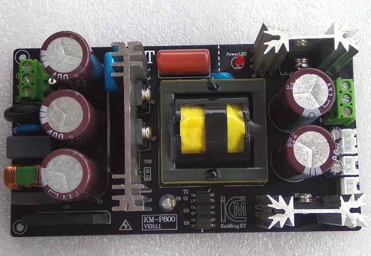 Fuente de alimentación del amplificador Hi-Fi del interruptor Digital de G-012 800W LLC +/-10V/~ +/-80V * 2 se puede personalizar 110V/120V 220/230/240V
