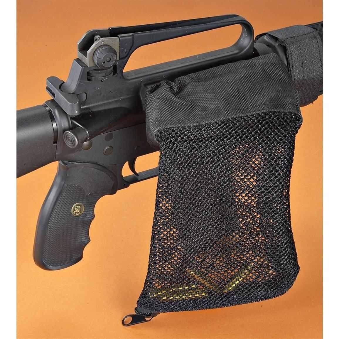 Охотничий Тактический M4 военный армейский стрельбы из латуни ar15, пулеуловитель, винтовочный пистолет, сетка, ловушка, обмотка вокруг сумки на молнии