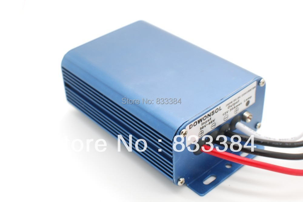 DC-DC Converter 24V Step down to 12V 40A 480W dc to dc converter module free shipping
