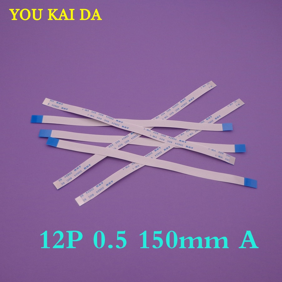 50 teile/los Neue Flache Schalter Band Flexkabel Power Taste 12pin für HP DV9000 CTO DV6000 Series E118077 AWM 20624 60 V 80C VW-1