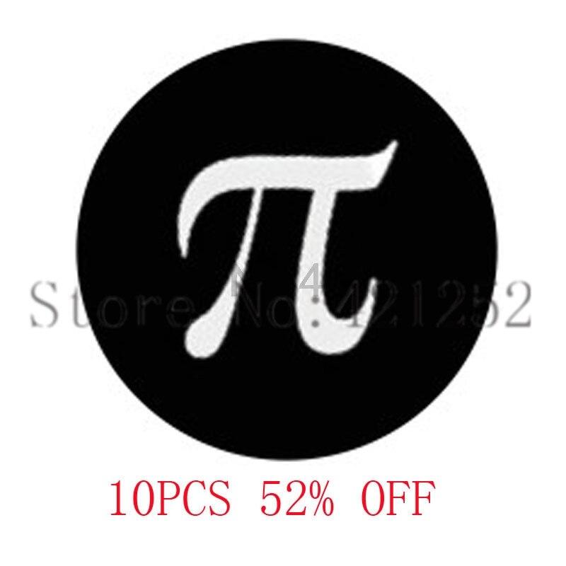 Pi symbole PI ld Mormons collier porte-clés signet bouton de manchette boucle doreille