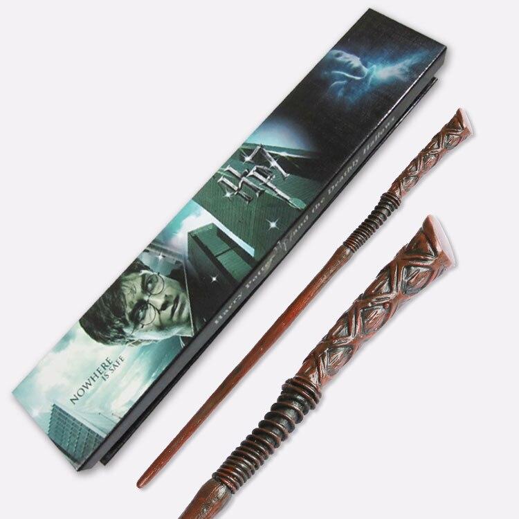 Бесплатная доставка, новая оригинальная волшебная палочка Harri poter, волшебная палочка для косплея, Волшебная классическая игрушка HP7