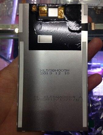 Nuevo i9500 S4 teléfono inteligente pantalla LCD BL-LX50QH0057-A TFT LCD panel de cristal para pantalla de matriz de LL50QH031N envío gratis
