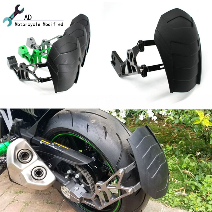 Piezas para Kawasaki Ninja1000 Z1000 Z1000SX 2010 a 2019, guardabarros trasero, accesorios para motocicletas, Ninja 1000 Z 1000 SX, piezas para Moto