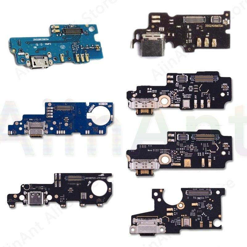 USB Datum Lade Ladegerät Dock Connector Flex Kabel Für Xiaomi Mi Hinweis Max Mix 1 2 2s 3 a1 A2 Lite Pro PocoPhone F1