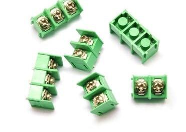 20 unids/lote de terminales. Terminales PCB de 8,5 MM de KF8500-9P, 300V, 10A, se puede unir poste