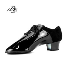 Dance shoes Imported paint USES Ballroom latin dance shoes High quality Perfect combination Cowhide