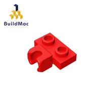 BuildMOC Compatible Assembles Particles 14704 2x1 For Building Blocks Parts DIY enlighten block bric