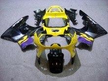 Kit de carenado de motocicleta para HD CBR900RR 893 96 97 CBR900 RR CBR 900RR 1996 negro 1997 amarillo juego de carenados