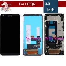 LCD pour LG Q6 écran LCD pour LG G6 MINI écran LCD avec écran tactile numériseur assemblage complet Q6 M700 M700A G6 MINI M700N