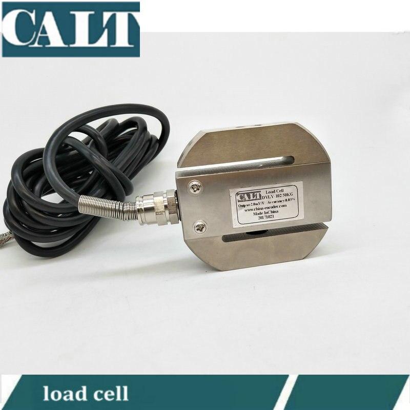 Chinês barato 5 kg a 1000 kg capacidade de pesagem sensor de corpo redondo S célula de carga célula de carga escala