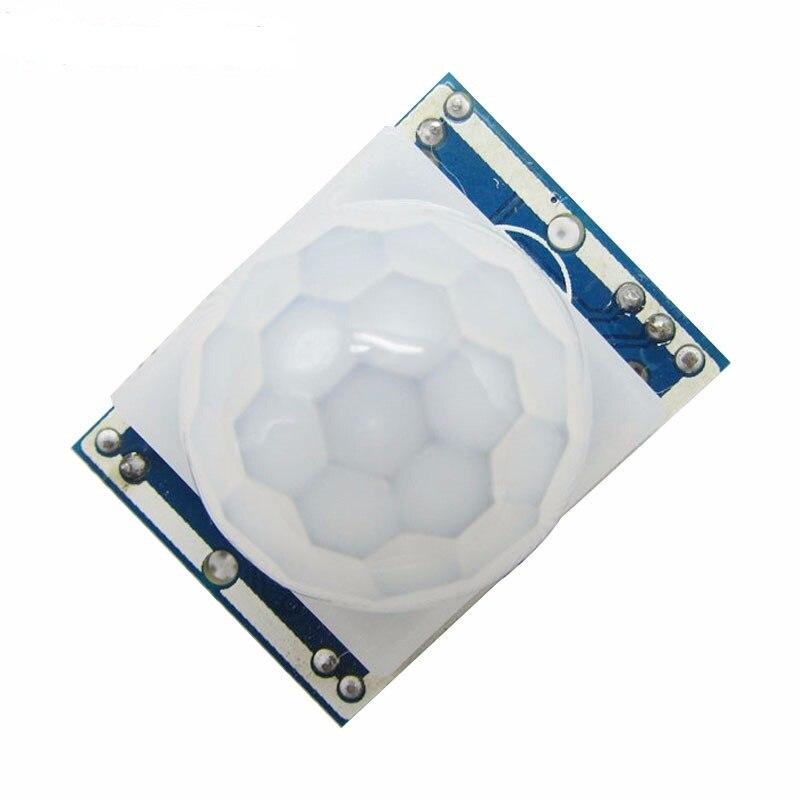 HC-SR501 HCSR501 SR501 capteur infrarouge humain sans fil Module pyroélectrique capteur infrarouge corps dectecteur bricolage Rc Kit jouet à distance