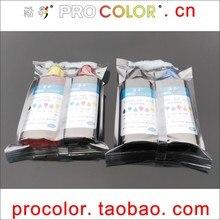 Kit de recarga de tinta Corante CISS para HP Deskjet HP121XL D1663 D2500 D2560 D2563 D2660 D5560 F2400 F2420 F2423 F2430 F2476 impressora jato de tinta