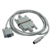 Câble de programmation pour Mitsubishi FX0 FX0S FX1S FX0N FX1N A   Câble de téléchargement PLC,, série FX A, câble de PLC