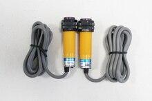 Interrupteur photoélectrique   Capteur PNP NC DC, capteur, capteur, capteur, réflexion de la Bijection