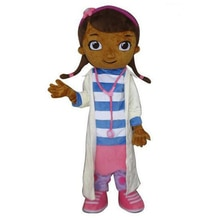 Disfraces de doctora McStuffins, disfraces de Mascota, gran oferta, disfraz de chica de Doctor, envío gratis