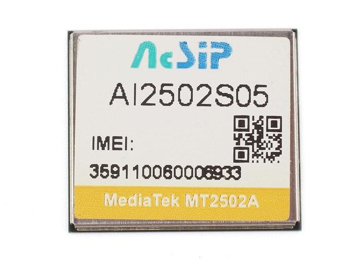 LinkIt MT2502A Módulo de escala para la solución de IoT winder