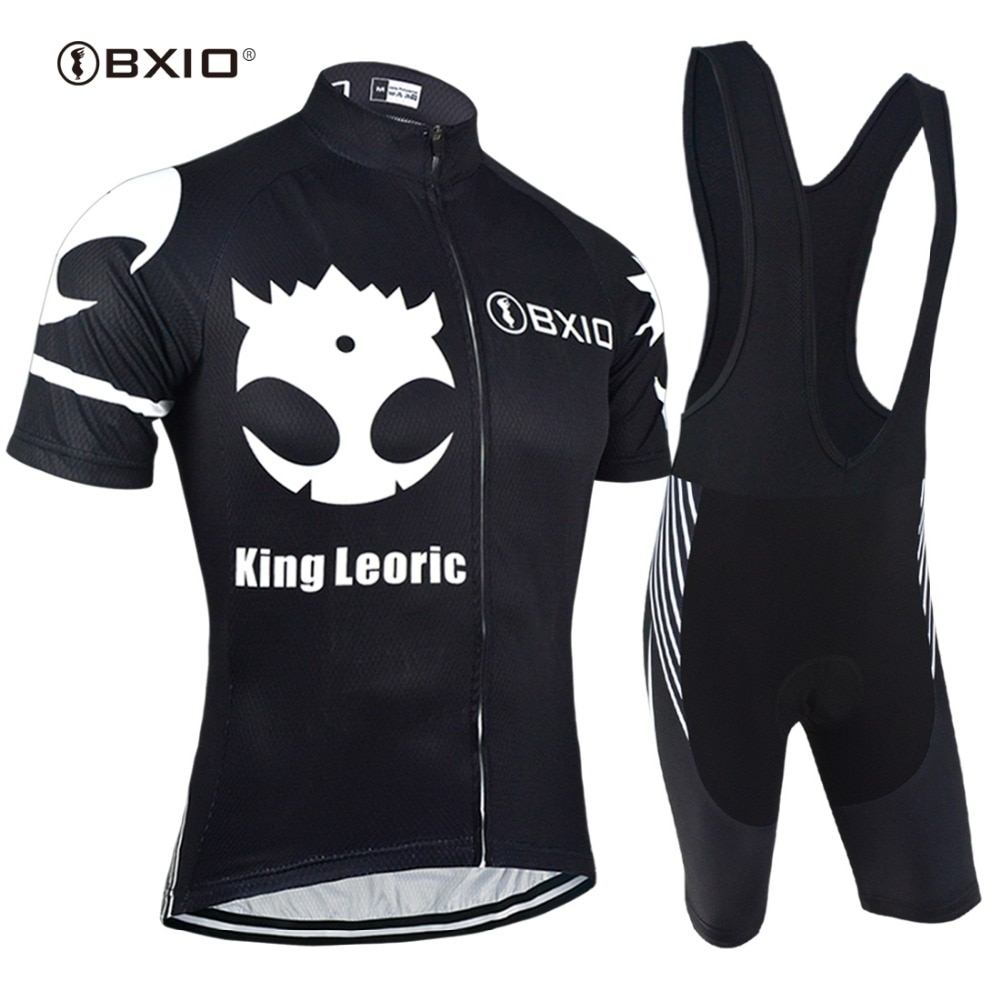 BXIO Brand 2020, nuevos conjuntos de Jersey de Ciclismo, Ropa de bicicleta de manga corta de grado superior, Ropa de equipo de gira profesional, Ropa de Ciclismo 109