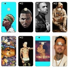 Chris Brown Luftigen Abdeckung Weichen Silikon TPU Telefon Fall Für Huawei P8 P9 P10 P20 Lite Mate 9 10 Ehre 9 Mate 9 10 Por P9 P20 Plus