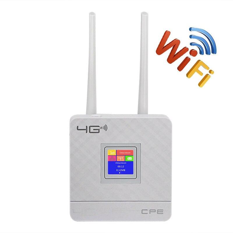 roteador sem fio antena dupla 24g 5g 150mbps 3g 4g cpe uso externo wi fi com porta