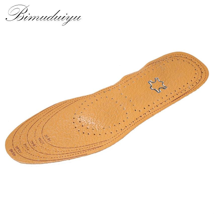 Tamaño libre de cuero Unisex AC plantilla absorber el sudor Shock liberar la humedad plantilla para vestido/vestido de zapatos casuales zapatos de los hombres de las mujeres/ salud Palmilhas