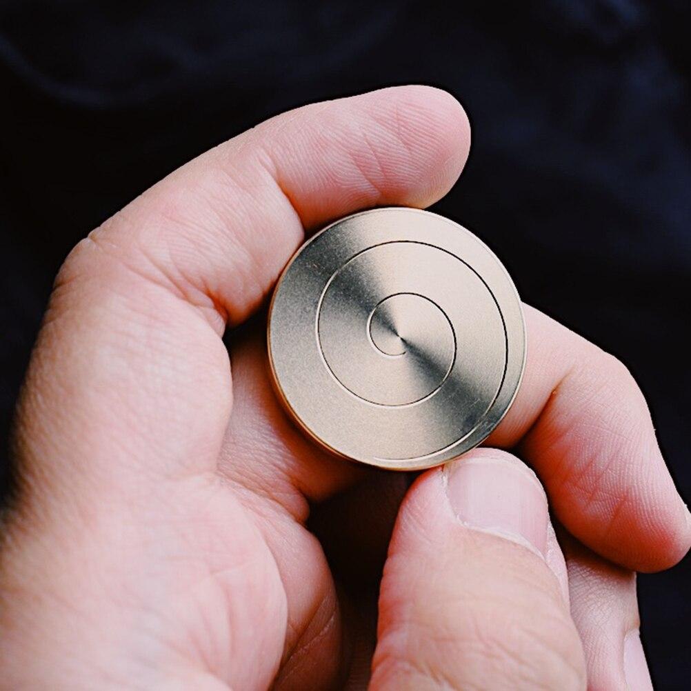 Детская декомпрессия для взрослых вращающаяся сферическая гироскоп кинетическая настольная игрушка металлический гироскоп Оптическая иллюзия струящаяся пальчиковая игрушка