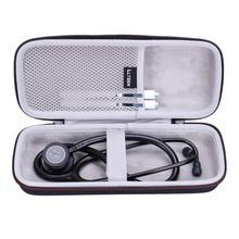 LTGEM EVA Waterproof Shockproof Carrying Hard Case for 3M Littmann Classic III Monitoring Stethoscop