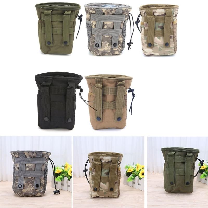 Outdooer Utility Bag Military  Belt Tactical Dump Bag