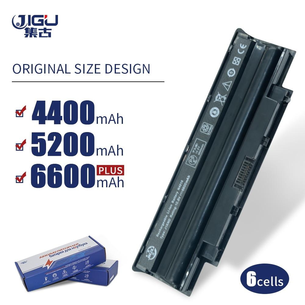 JIGU batería del ordenador portátil para Dell Inspiron N7110 M5030 M5040 M501 N4050 N5030 N5040 N5050 N4120 M501R 312-1201 J1knd 3450