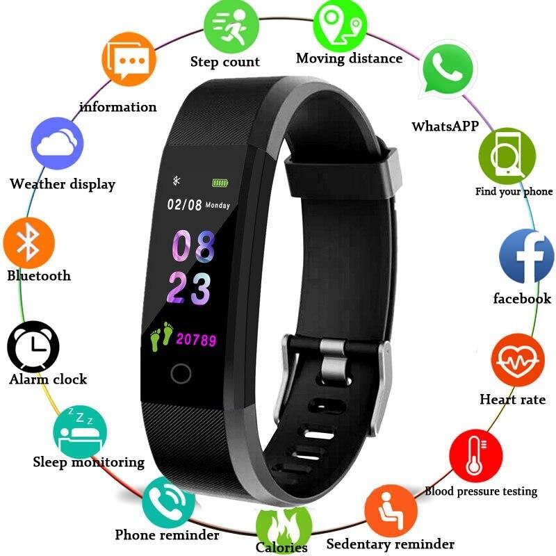 Nuevo reloj inteligente Doolnng id115 VIP link